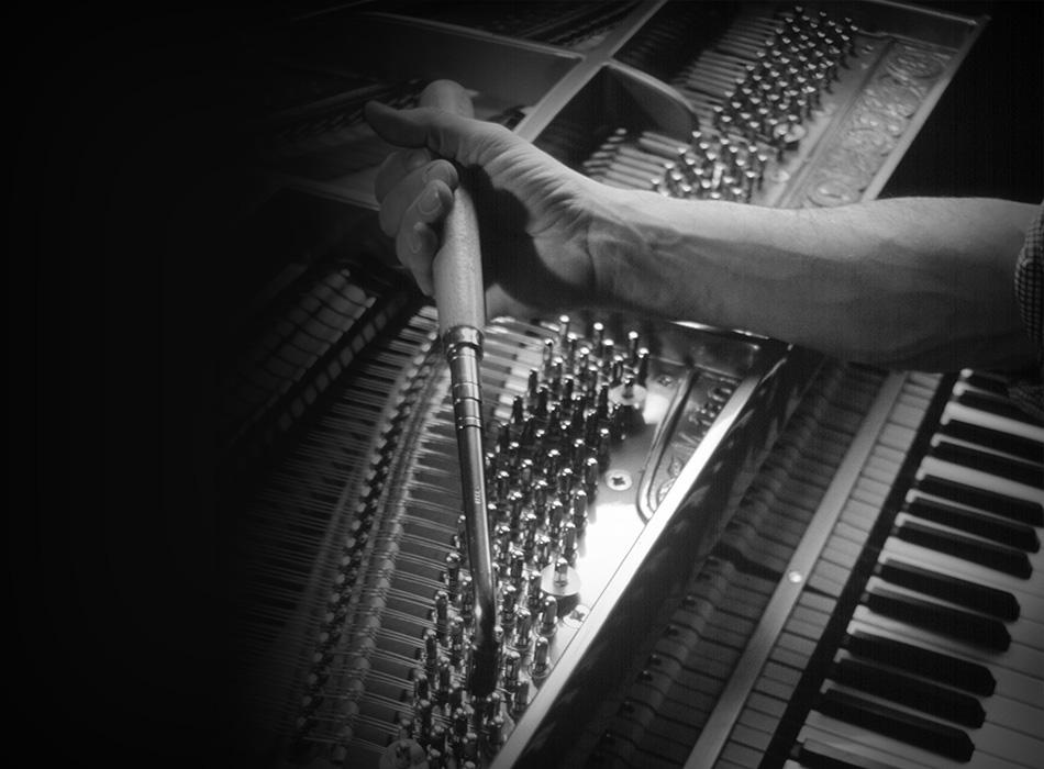 Настройка пианино. Настройщик пианино.
